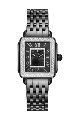Michele Deco Madison Stainless Steel Diamond Watch MWW06G000008 product image