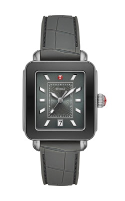 Michele Deco Sport Gunmetal and Shadow Grey Watch MWW06K000010 product image