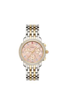 Michele Sidney Two-Tone Diamond Watch MW30A01C5134_MS18GA285048 product image