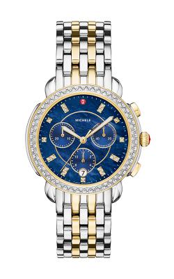 Michele Sidney Two-Tone Diamond Watch MW30A01C5135_MS18GA285048 product image