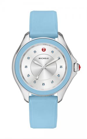 Michele Cape Light Blue, Topaz Dial