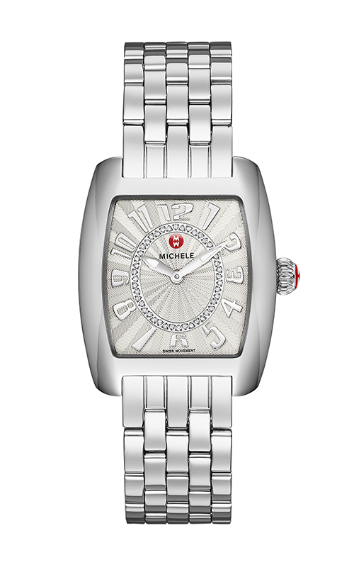 Michele Urban Mini, Diamond Dial Watch