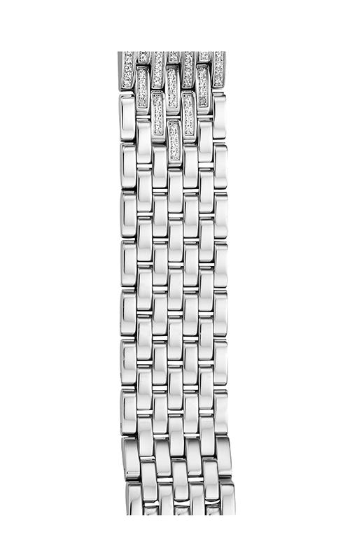 Michele 18mm Serein 7-Link Taper Diamond Bracelet MS18FA235009