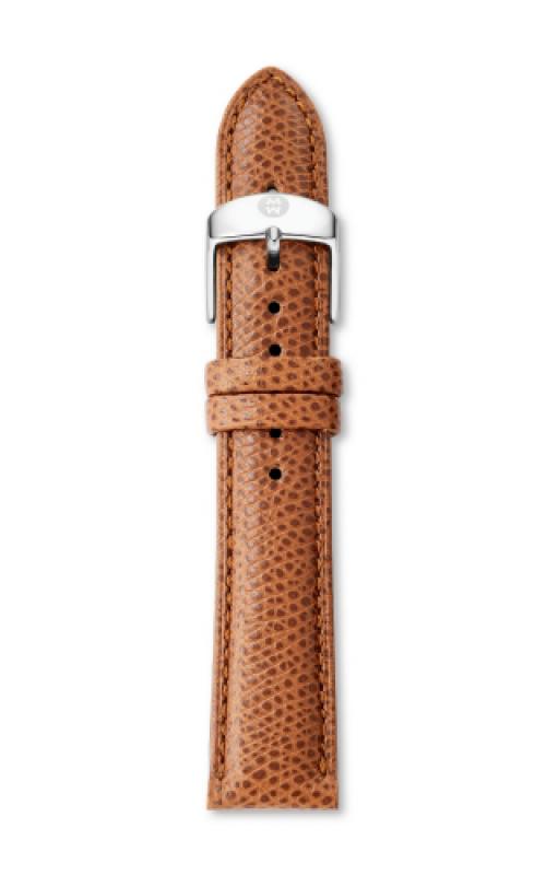 Michele 18mm Saddle Leather MS18AA320216