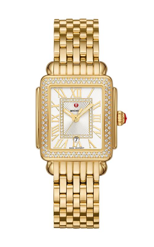 Michele Deco Madison Mid Gold Diamond Watch MW06G01B0018_MS16DM246710