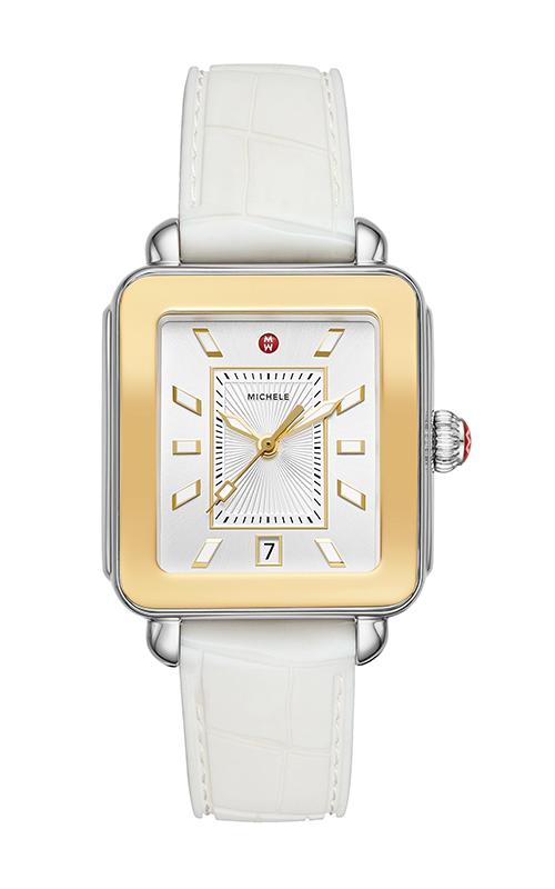 Michele Deco Sport Two-Tone Watch MWW06K000014