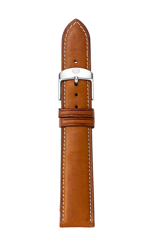 Michele 20mm Saddle Calf Skin Strap product image