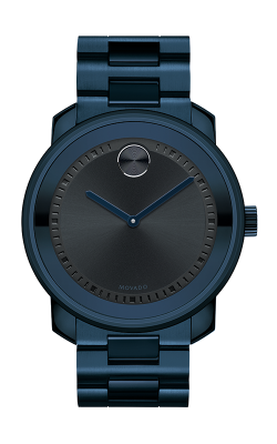 Movado Bold 42mm Navy Metallic 3600296 product image