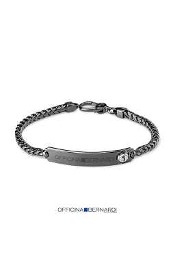 Officina Bernardi Race Mens Bracelet IDM01-BGMW8 product image
