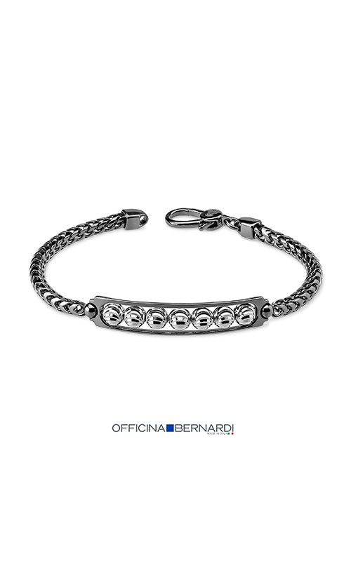 Officina Bernardi Race Mens Bracelet MOON7-BGMW8 product image