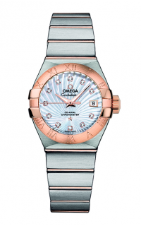 Omega Constellation	 123.20.27.20.55.001