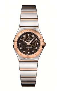 Omega Constellation	 123.20.24.60.63.002