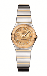 Omega Constellation	 123.20.24.60.58.002