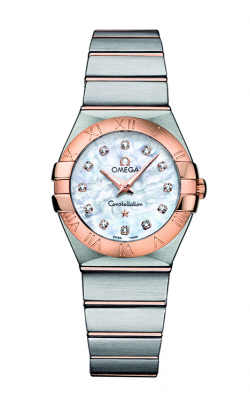 Omega Constellation Quartz 27MM 123.20.27.60.55.001 product image