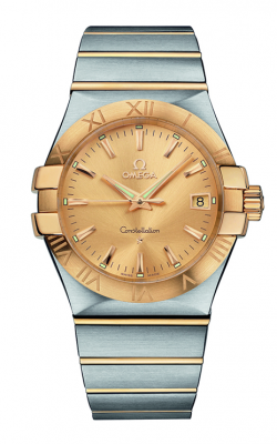 Omega Constellation Quartz 35MM 123.20.35.60.08.001 product image