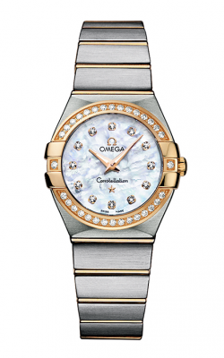 Omega Constellation Quartz 27MM 123.25.27.60.55.003 product image