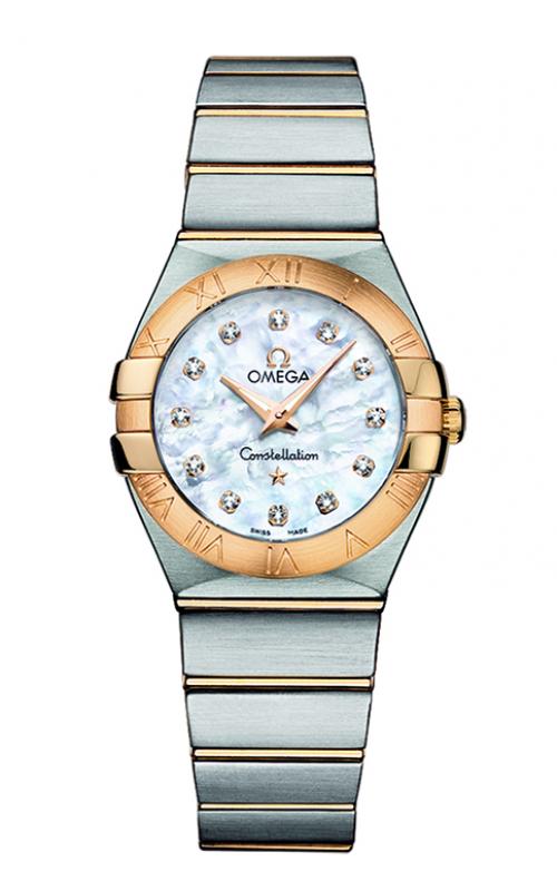 Omega Constellation Quartz 27MM 123.20.27.60.55.002 product image
