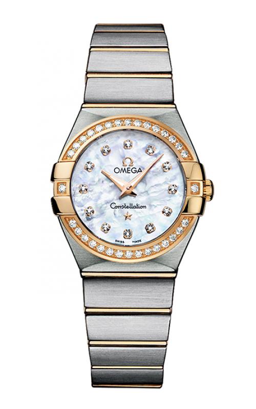 Omega Constellation Quartz 27MM 123.25.27.60.55.003 product image
