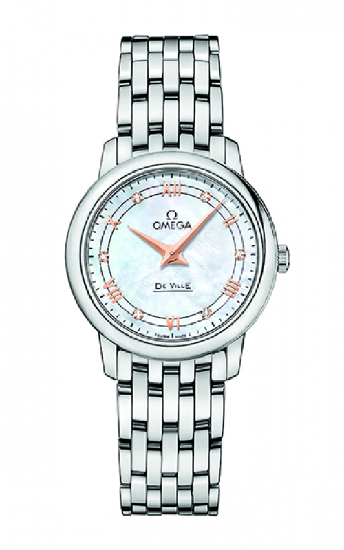 Omega De Ville Prestige Quartz 424.10.27.60.55.001 product image