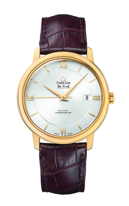 Omega De Ville Watch 424.53.40.20.02.002 product image