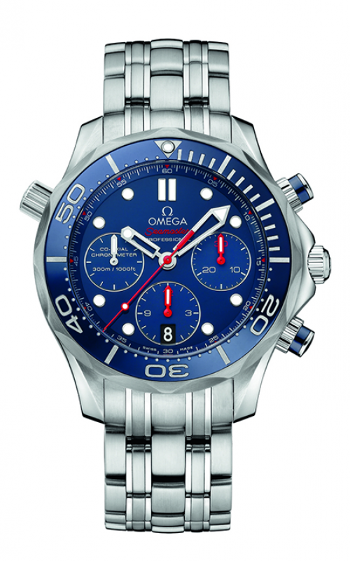 Omega Seamaster Diver 300 M Co-Axial Chronograph 212.30.42.50.03.001 product image