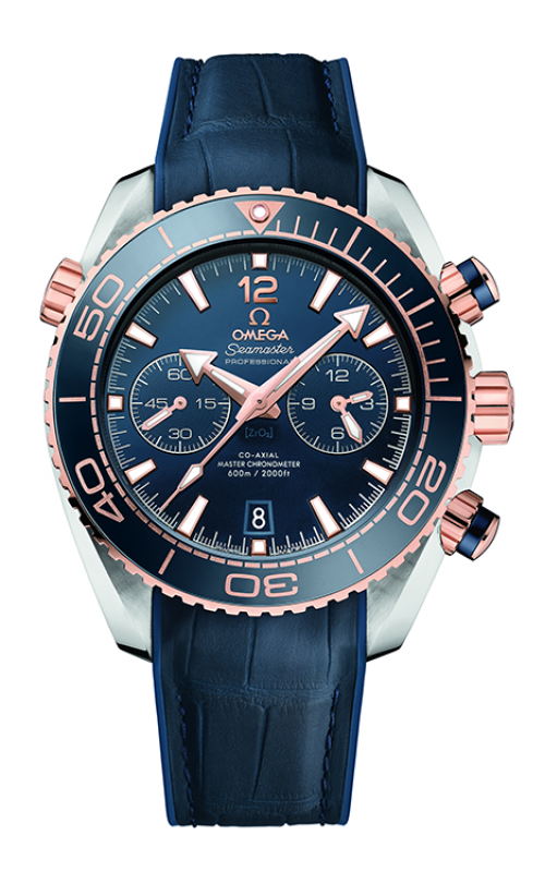 Omega Seamaster Planet Ocean 600 M Omega Co-Axial Master Chronometer Chronograph 215.23.46.51.03.001 product image