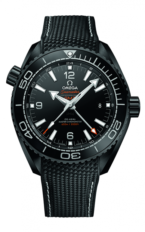 Omega Seamaster Planet Ocean 600 M Omega Co-Axial Master Chronometer GMT 215.92.46.22.01.001 product image