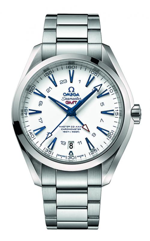 Omega Seamaster Aqua Terra 150 M Omega Master Co-Axial GMT 231.90.43.22.04.001 product image
