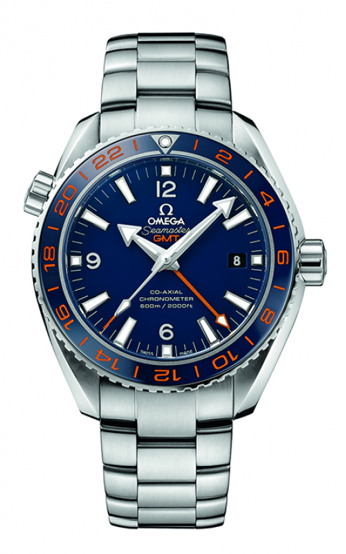 Omega Seamaster Planet Ocean 600 M Omega Co-Axial GMT 232.30.44.22.03.001 product image
