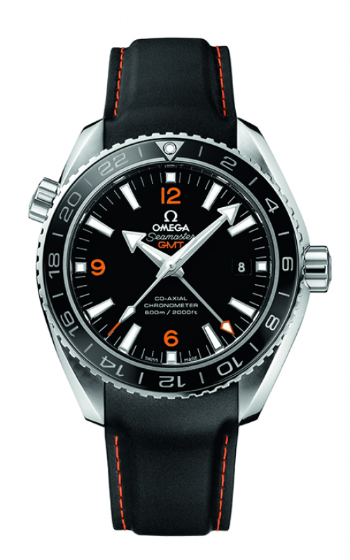 Omega Seamaster Planet Ocean 600 M Omega Co-Axial GMT 232.32.44.22.01.002 product image