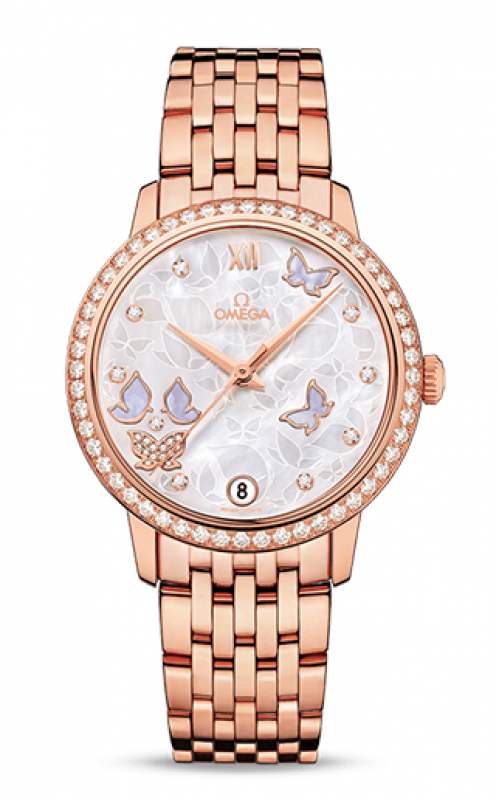 Omega De Ville Watch 424.55.33.20.55.004 product image