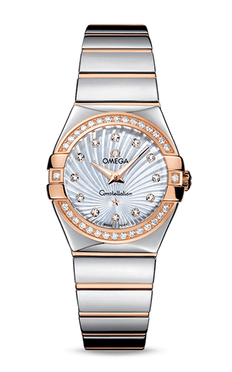 Omega Constellation	 123.25.27.60.55.006 product image