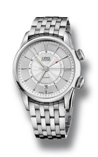 Oris Artelier Alarm 01 908 7607 4091-Set-MB