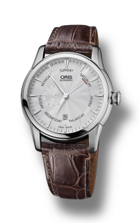 Oris Artelier Small Second, Pointer Day 01 745 7666 4051-07 5 23 70FC