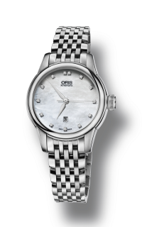 Oris Artelier Date Diamonds 01 561 7687 4091-07 8 14 77