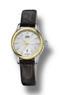 Oris Artelier Date Diamonds 01 561 7687 4351-07 5 14 70FC