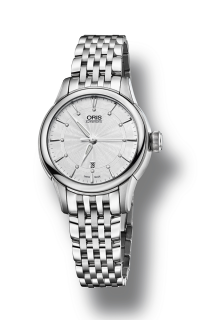 Oris Artelier Date Diamonds 01 561 7687 4051-07 8 14 77