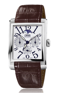 Oris Rectangular Complication 01 582 7658 4061-07 5 23 70FC