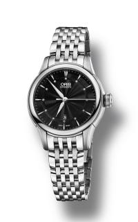 Oris Artelier Date Diamonds 01 561 7687 4094-07 8 14 77