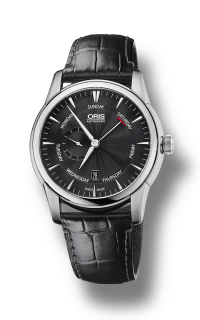 Oris Artelier Small Second, Pointer Day 01 745 7666 4054-07 5 23 71FC