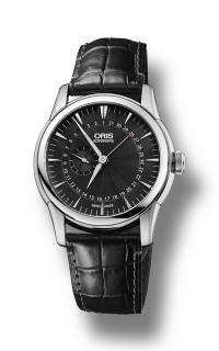 Oris Artelier Small Second, Pointer Date 01 744 7665 4054-07 5 22 71FC