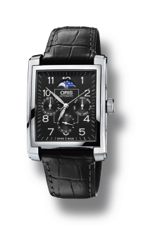 Oris Rectangular Complication 01 582 7658 4034-07 5 23 71FC