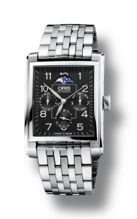 Oris Rectangular Complication 01 582 7658 4034-07 8 23 82