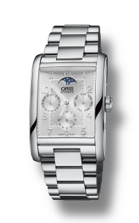 Oris Rectangular Complication 01 582 7694 4061-07 8 24 20