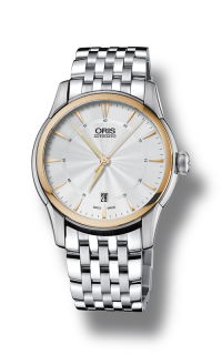 Oris Artelier Complication 01 733 7670 6351-07 8 21 77