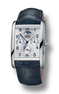 Oris Rectangular Complication 01 582 7694 4031-07 5 24 25FC