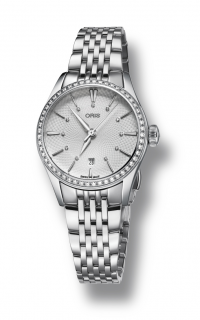 Oris Artelier Date Diamonds 01 561 7722 4951-07 8 14 79
