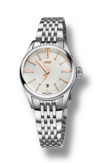 Oris Artelier Date Diamonds 01 561 7722 4031-07 8 14 79