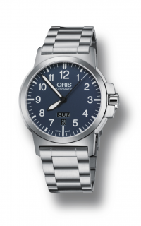 Oris BC3 Advanced, Day Date 01 735 7641 4165-07 8 22 03