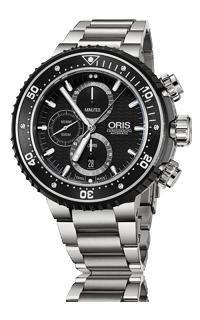 Oris ProDiver Chronograph 01 774 7727 7154-Set